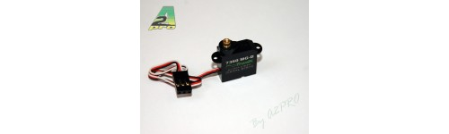 Servos taille micro