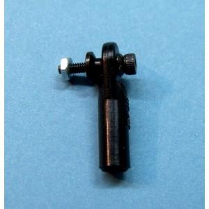 Chape à rotule  à embase MP JET M2 + vis M2