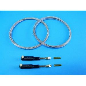 Kit de commande par câble 2m MP JET