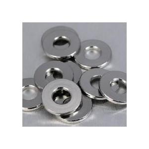 Rondelles plates Inox Moyenne M 2.5  20 pcs