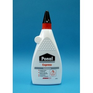 Colle blanche Ponal Express 225 g 5 minutes