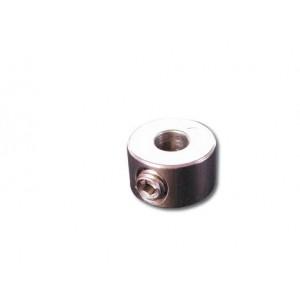 Bague d'arrêt chromée - 3mm 4pcs