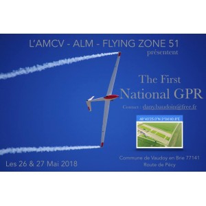Rencontre GPR  Flying Zone 51 du  26 au  27 Mai
