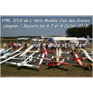 VPRL de Léognan Saucats  du 6,7 et 8 Juillet