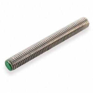 Tige Filetée M2 20cm  acier Inox