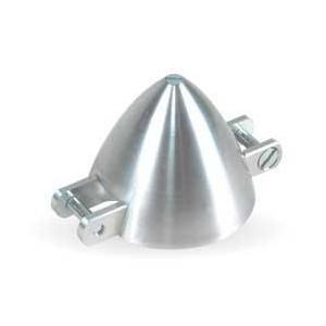 Cône hélice 40 mm axe 3.17 mm Pied Pale 8 mm