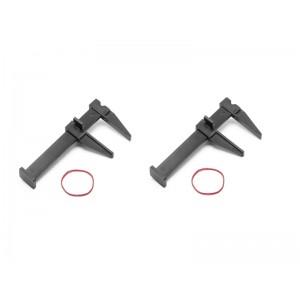 Serre-joints à élastique 110 mm 2 pcs