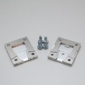 Moule aluminium connecteur MPX 8 poles