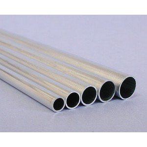 Tube Aluminium Diamètre ext 9 mm / 1m