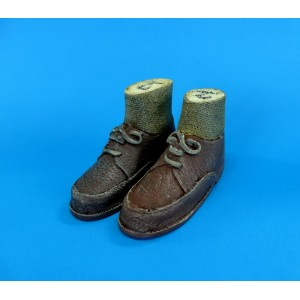 kit Chaussures peintes ech 1/3