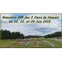 Rencontre GPR du Haut Limousin du 22,23 et 24 Juin
