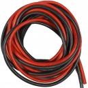 Fil silicone 1.5 mm² 2x2 m R+N
