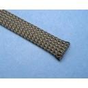 Gaine tressée extensible Diam 10mm à 20 mm
