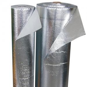 Film bulle / mousse Aluminisé thermo-soudable  80 cm